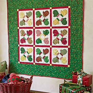 S'mittens Wall Quilt