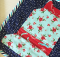 Christmas Bell Mini Quilt Pattern