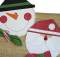 Christmas Fun Placemats, Napkins & Napkin Rings Pattern