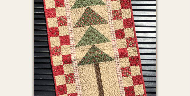 The Quilted Tree Pattern