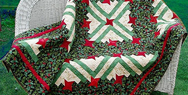 Friendship Log Cabin Quilt Pattern