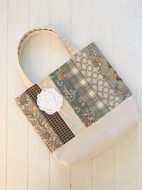 French Country Tote Bag Pattern