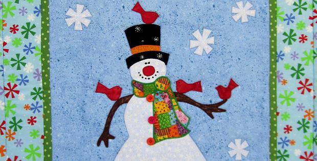 Let it Snow Quilt Pattern