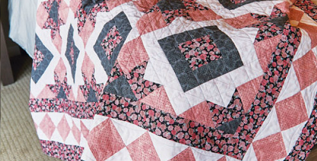 Parisian Holiday Quilt Pattern