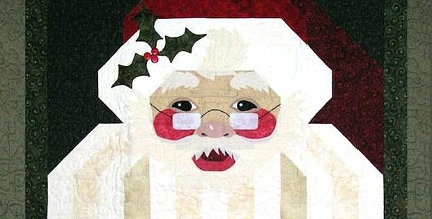 My Santa Quilt Pattern