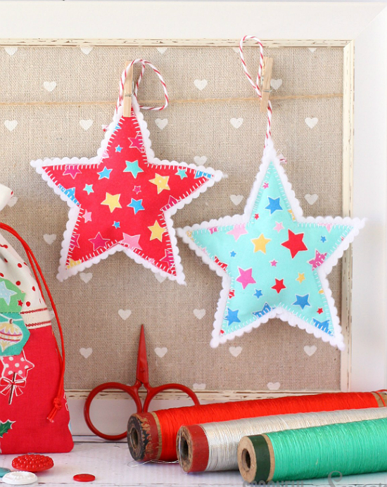 Simple Christmas Ornaments