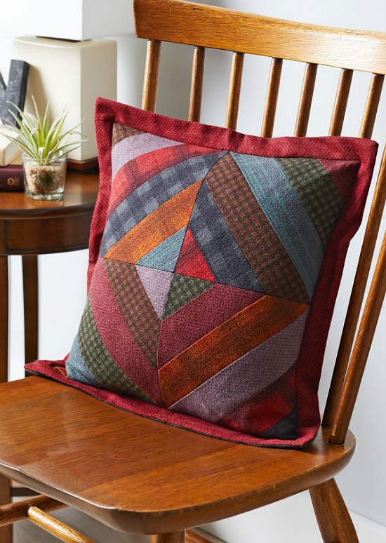 Cozy Flannel Pillow Pattern