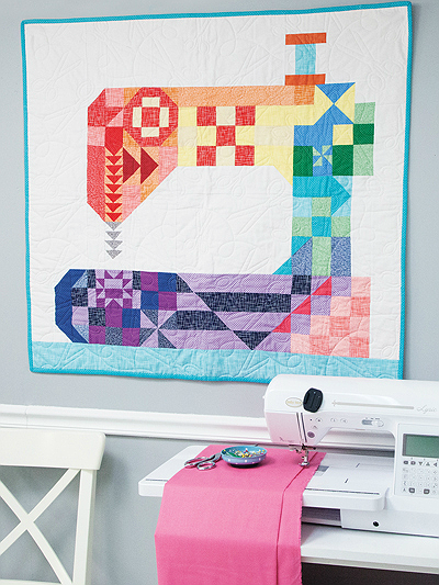 Stitch Happens Quilt Pattern