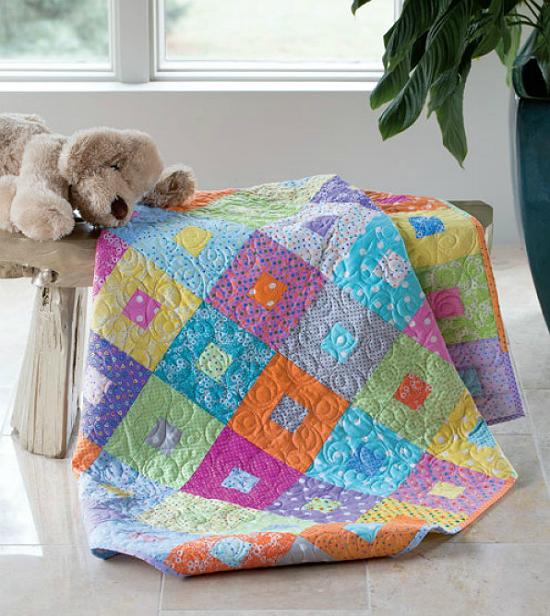 Playpen Quilt Pattern
