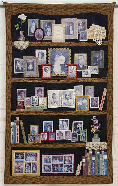 Anniversary Quilt by Susan Stewart