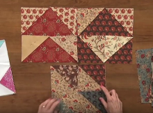 An Easy Fold and Sew Method for Quick Blocks