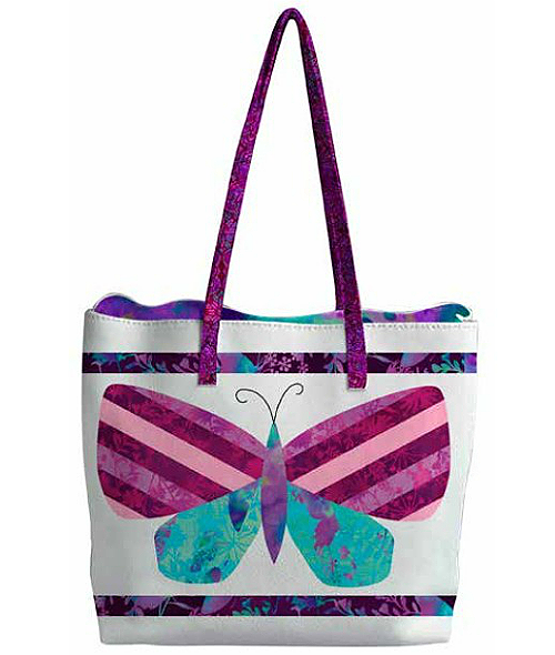 Mariposa Meadow Tote Bag Pattern