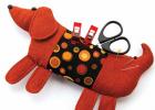 Sew Long, Little Doggie Pincushion Pattern