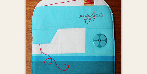 Sewing Machine Hot Pad Pattern