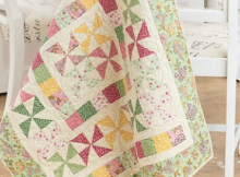 Spinning Sisters Quilt Pattern