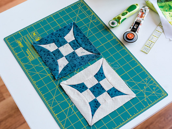 How to Achieve Perfectly Square Quilt Blocks