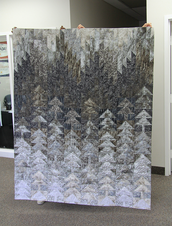 Winter Solstice Quilt