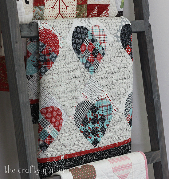 Woven Hearts Quilt