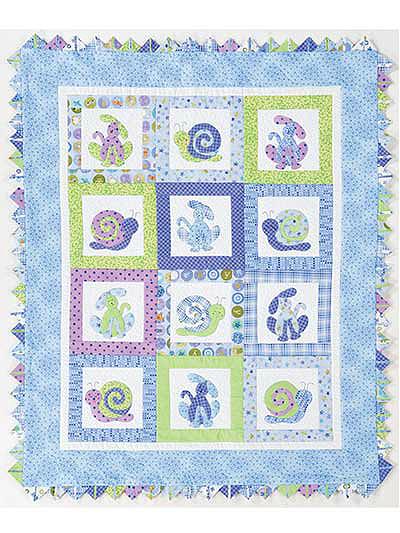 Lads & Lassies Quilt Pattern