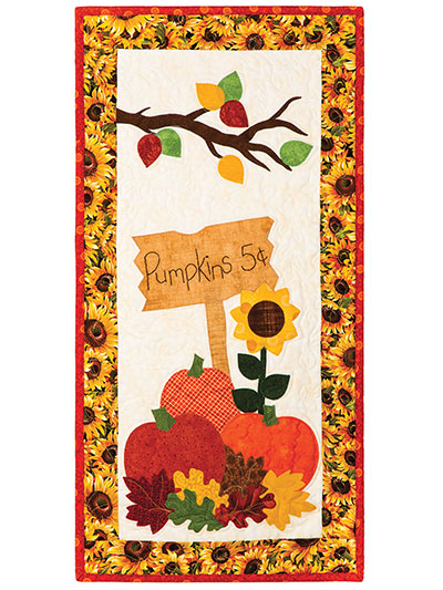 Fun and Whimsical Wall Quilts for All Seasons