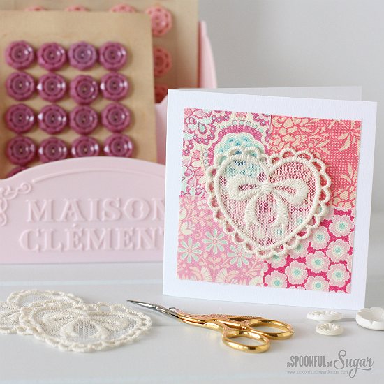 Happy Scrappy Cards Tutorial
