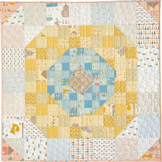 Bullseye, Baby! Quilt Pattern