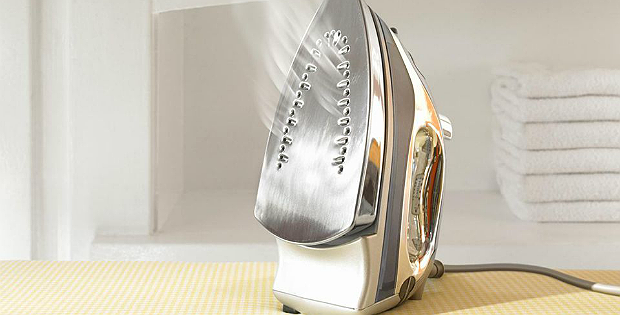 Simple Ways to Clean Your Iron, Inside and Out