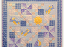 Cleared for Take Off Quilt Pattern