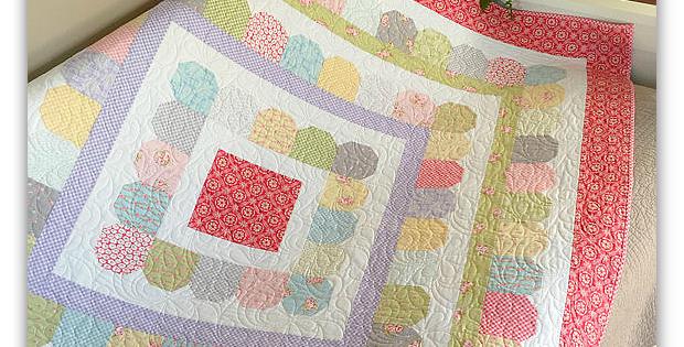 Gumdrops Quilt Pattern