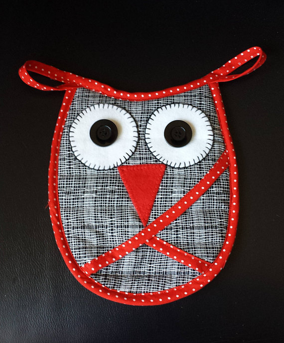 Make A Cute Owl Oven Mitt In One Of Two Styles Quilting Digest