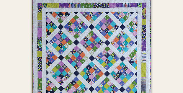 Jelly Patch Quilt Pattern