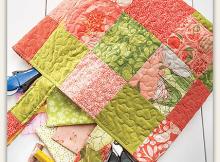 Market Bag Quilt Pattern