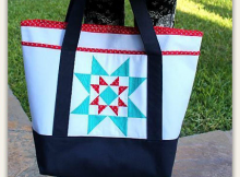 Nova Tote Bag Pattern