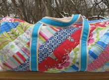 The Brooksider Duffle Bag Pattern