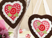 Valentine Treats Pattern