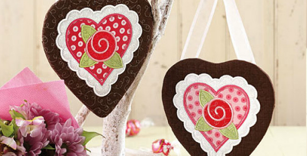 Valentine Treats Pattern
