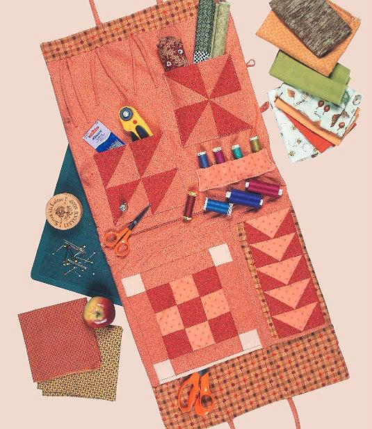 Workshop Tote Bag Pattern