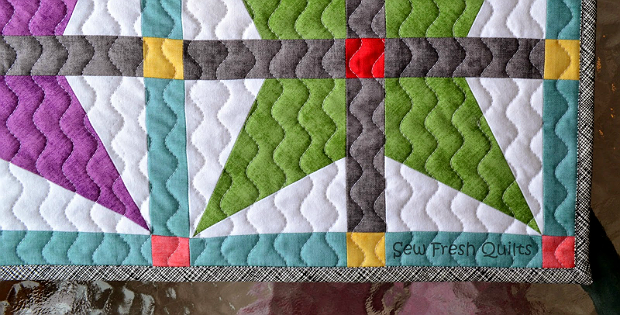 How To Quilt With Decorative Stitches Quilting Digest