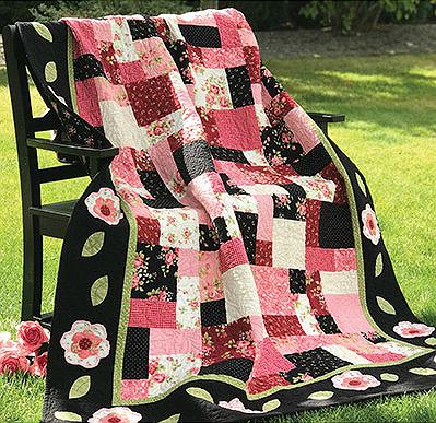 Patchwork Garden Quilt Pattern
