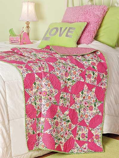 Sweet Mosaic Quilt Pattern
