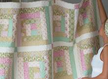 Apple Bloom Quilt Pattern