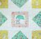 Spring Star Mini Quilt