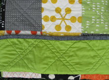 How to Fold a Quilt for Easy Giving