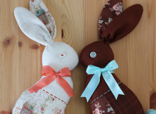 Chocolate Bunny Pattern