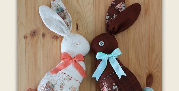 Chocolate Bunny Pattern