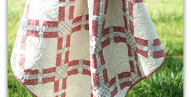 Ladders Quilt Pattern