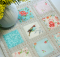Lovely Squares Mini Quilt