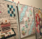 Create a Display Space for Little Quilts