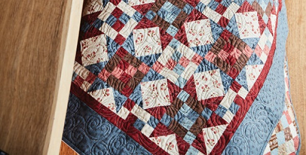 Oh, Mercy Quilt Pattern