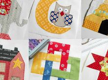 The Patchsmith's Sampler Quilt Blocks